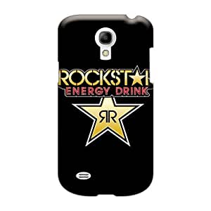 Shockproof Hard Cell-phone Case For Samsung Galaxy S4 Mini With Customized Stylish Rockstar Series EricHowe