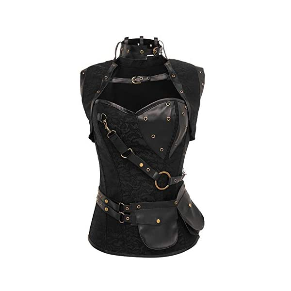 Gothic Corsets are a great way to add edge to your style