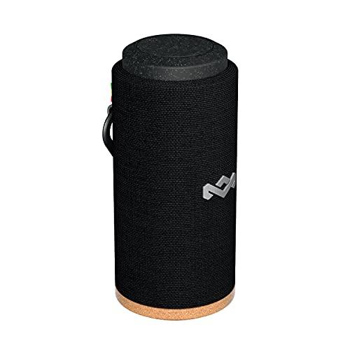 House of Marley Grenzeloze waterdichte Bluetooth-luidspreker Signature Black