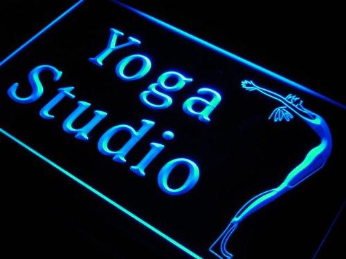 - Yoga Studio Fitness Center Gym LED Sign Neon Light Sign Display s146-b(c)