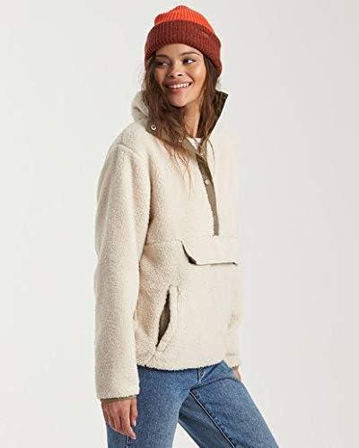 Billabong Womens Switchback Pullover Fleece
