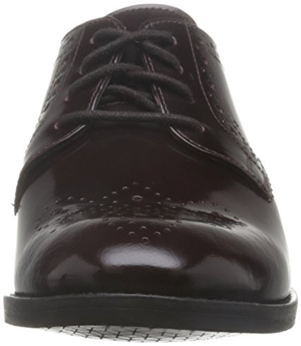 Patent Netley Burgundy Brogue Viola Rose Donna Clarks qYH7fwxw