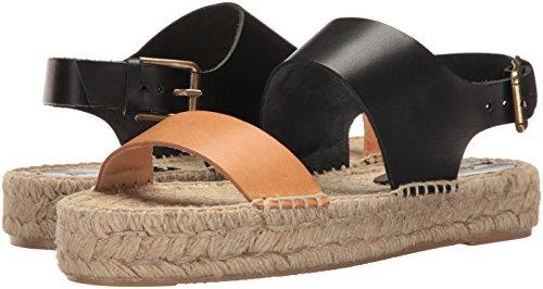 6b51f12b8e5 Soludos Women s Bi-Color Platform Sandal Flat