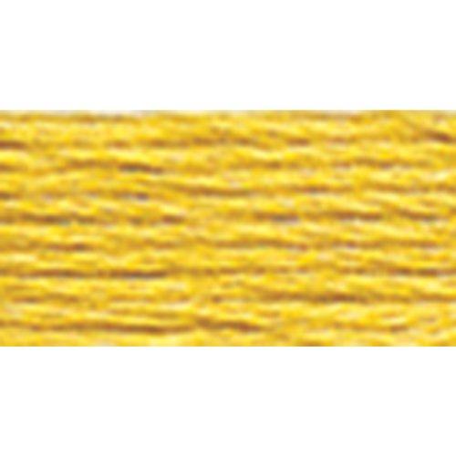 Dmc 117 3821 Mouline Stranded Cotton Six Strand Embroidery Floss Thread  Straw  8 7 Yard