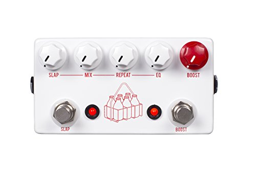 - JHS Milkman Echo and Boost Guitar Effects Pedal