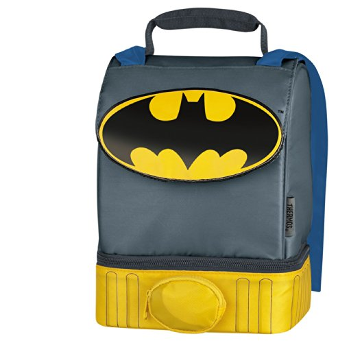 Thermos Dual Compartment Lunch Batman