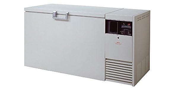 Sanyo 099241 congelador baúl – 86 grado C, Modelo mdf-c8 V1-pe ...