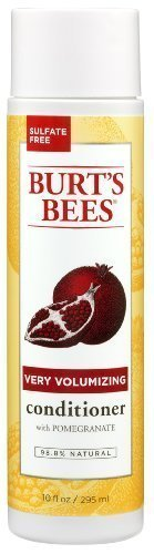 Burt's Bees Very Volumizing Conditioner Pomegranate 10 oz (Volumizing Conditioner Very)