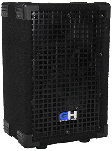 Grindhouse Speakers - GH5L - Passive 5 Inch 2-Way PA/DJ Loudspeaker Cabinet  - 300 Watt Full Range PA/DJ Band Live Sound Speaker