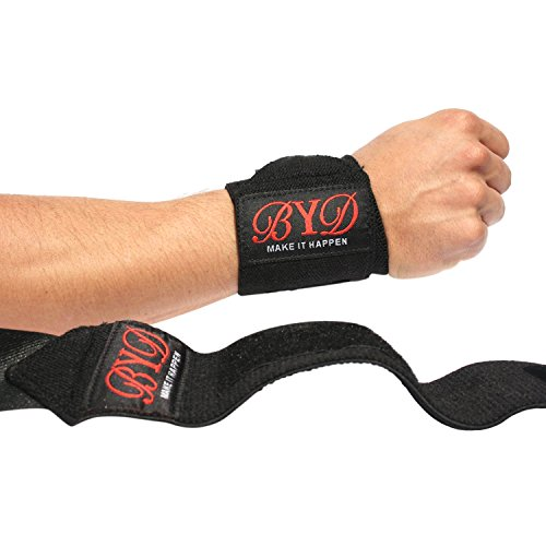 Beyond Dreams Fitness Bandage (Schwarz)