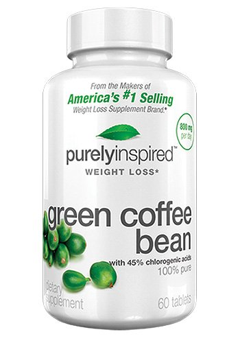 Purely Inspired Green Coffee Bean 60 Count Buy Online In Egypt