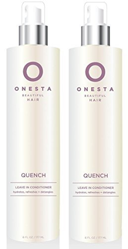 Onesta Quench Leave-In Conditioner, 6 fl.oz. (Set of 2)