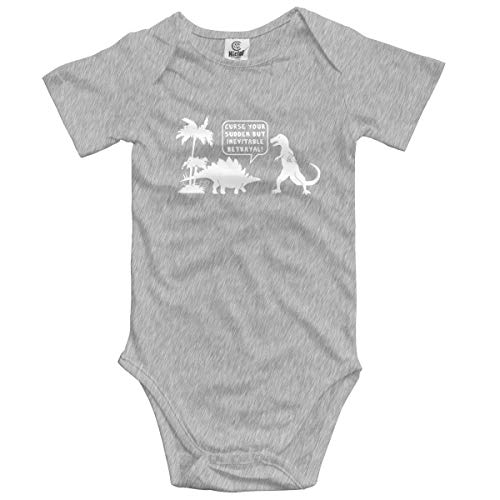 (Baby Climbing Clothes Set Firefly Sudden Betrayal Bodysuits Romper Short Sleeved Light Onesies)