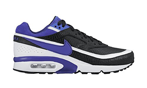 Nike Men Sneakers Air Max BW Premium black violet white