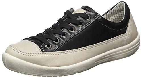 Legero Tino, Sneaker Donna Nero (Nero)