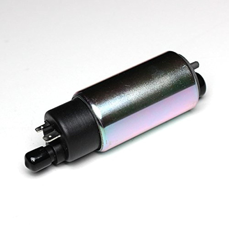 認証不承認有望フューエルポンプ 燃料ポンプ 3-5PSI 電磁 DC12V 建設機械 農業機械 内径8mmホース対応