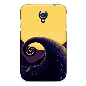 Shock-Absorbing Hard Phone Covers For Samsung Galaxy S4 (ihH2955lrVp) Customized Nice The Nightmare Before Christmas Pictures