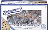 Entenmann's Chocolate Chip Crumb Loaf Cake 14 oz (Pack of 6)