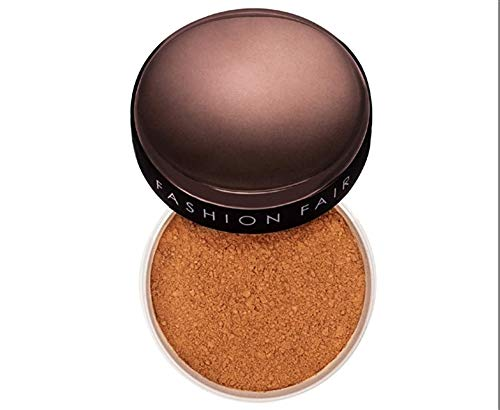 Fashion Cosmetics - Fashion Fair Loose Powder - Amber