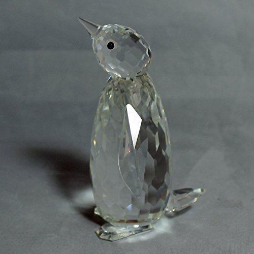 (Swarovski Silver Crystal Penguin Art. 7643NR85)