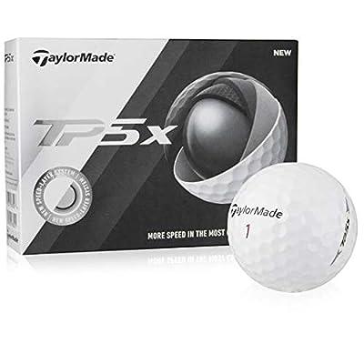 Taylor Made TP5x Golf Balls