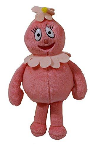 Yo Gabba Gabba 5 Inch Plush Figure Foofa]()
