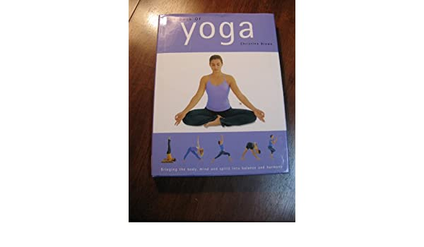 The Book of Yoga by Christina Brown (2002-08-02): Amazon.es ...