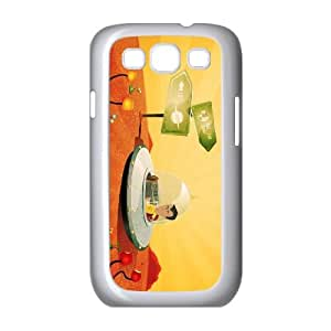 ufo on tour Samsung Galaxy S3 9300 Cell Phone Case White yyfD-375413