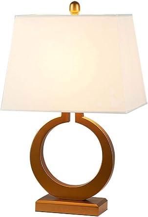 Nourrissant yeux Lampes De Table moderne touche chrome