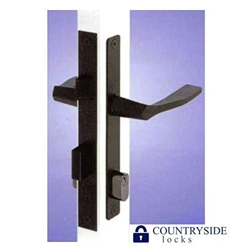 Papaiz Storm Door Lock - (Black)