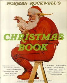 Norman Rockwell's Christmas Book (Norman Rockwell Cover)