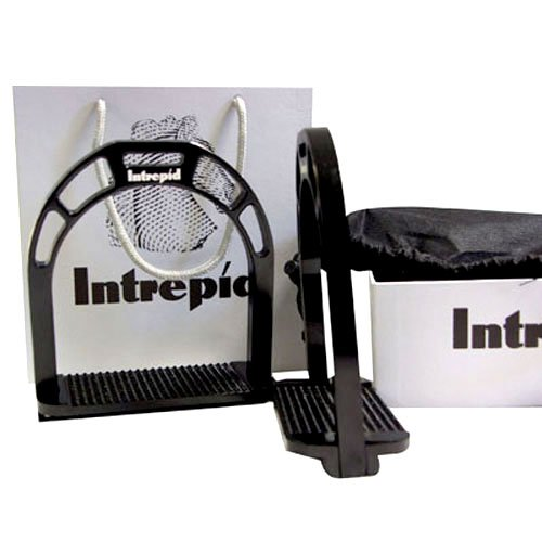 (Intrepid International Irons Stirrups, 4 3/4)