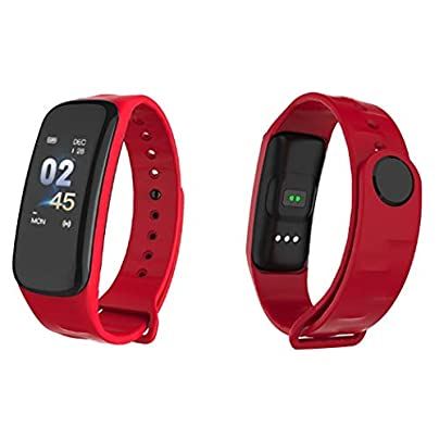 Koede Waterproof Smart Watch Wristband Health Monitoring Step Counter Heart Rate Monitors Estimated Price -