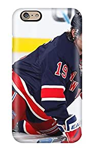 [bqQSCRV14016IJPZo]premium Phone Case For Iphone 6/ New York Rangers Hockey Nhl (11) Tpu Case Cover