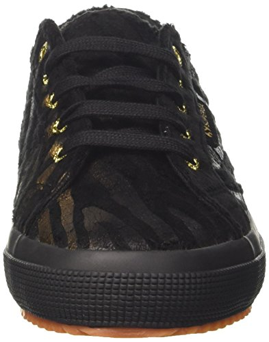 Femme 911 fabricsynzebraw Superga 2750 Multicolore bronze Basses black wOFZq0tF