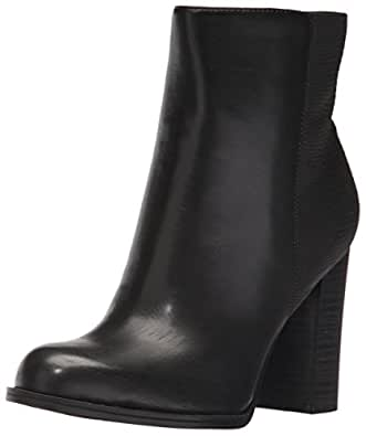 Circus by Sam Edelman Women's Rollins Ankle Bootie, Black, 7 M US
