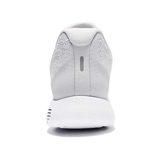 Flyknit Bianco 2 Running Trail bianco nero Nike Lunarepic Scarpe Da Low Uomo Eqz6OwxA