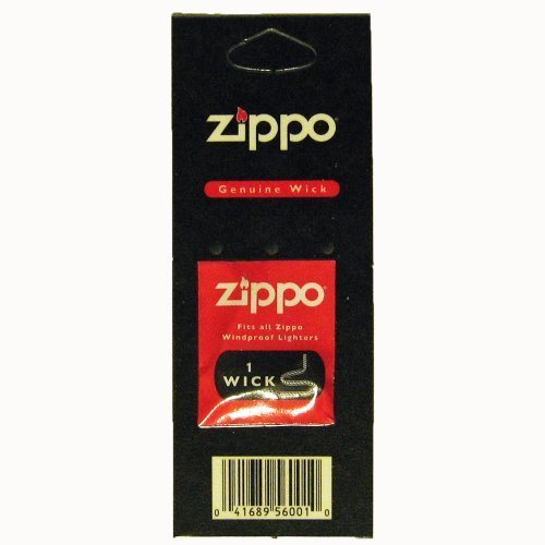 5 Zippo Wicks (Wick For Zippo Lighter)
