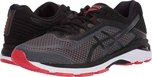ASICS Men's GT-2000 6 Running Shoe, Dark Grey/Black/Red, for sale  Delivered anywhere in USA