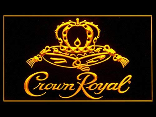 Price comparison product image Crown Royal Derby Whiskey Pub Led Light Sign