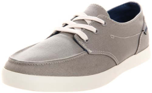 Reef Men's Deck Hand 2 Fashion Sneaker, Light Grey, 12 M US