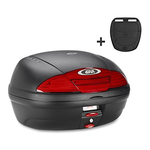 Top Case Triumph Tiger 1050 Givi Monolock E450N, 45 l, black