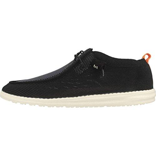 Ville Ville Noir Noir Dude Noir Couleur de Modã¨Le 111274919 De Marque Hey Chaussures Chaussures 7Awtqqv