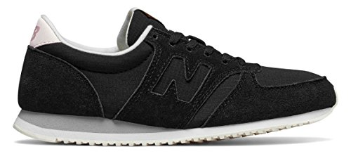 (ニューバランス) New Balance 靴?シューズ レディースライフスタイル 420 New Balance Black with Sea Salt ブラック シー ソルト US 5 (22cm)