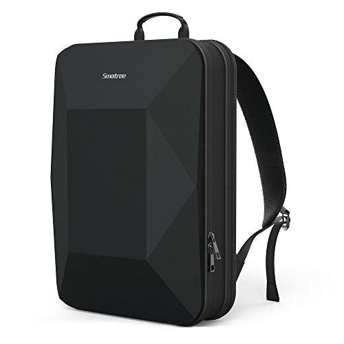 Smatree Semi-Hard and Light Laptop Backpack fits for Max 15. 6 inches Laptop and Notebook, MacBook Pro 2019/2018/2017 15.4 inches 13.3 inches and Other Brand Laptop. Slim and Anti-Shock.