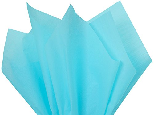 Oxford Blue Tissue Paper 20x26'' 480 Sheet Ream (2 Reams) - WRAPS-CT2OX by Miller Supply Inc