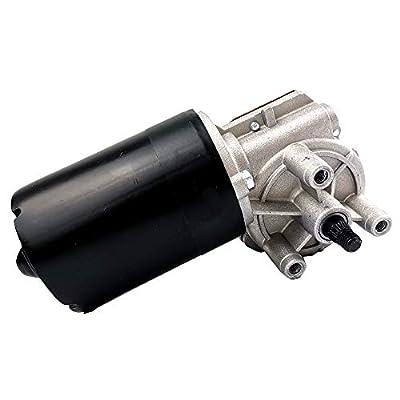SHOWSEN 1J0955119 New Front Windshield Wiper Motor Fit 93-01 Golf Jetta 98-10 Volkswagen Beetle 92-03 EuroVan 95-02 Cabrio