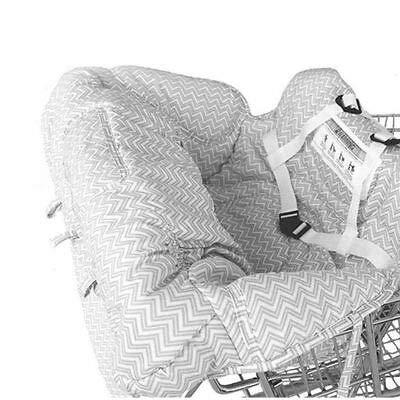 Einkaufen Hochstuhl Einkaufswagen Abdeckung Baby Sicherheit Sitzbezug