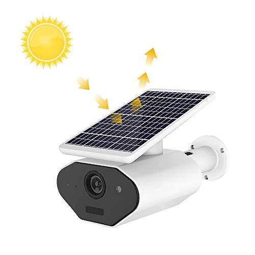 Mostop Solar Powered Wireless Security Camera 2 4ghz Wifi