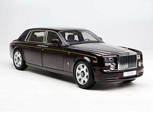 1 18 rolls royce phantom - 1